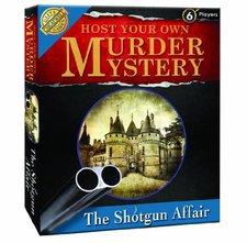 Cheatwell Games Murder Mystery Everning - the Shotgun Affair (englisch)