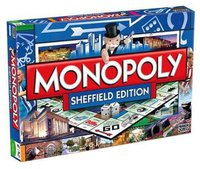 Winning Moves Monopoly - Sheffield Edition (englisch)