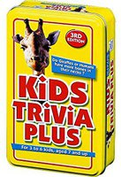Paul Lamond Games Kids Trivia Plus (englisch)