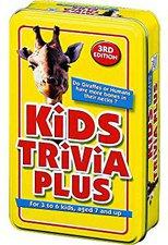 Paul Lamond Games Kids Trivia Plus (englisch)