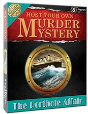 Cheatwell Games Murder Mystery Party - The Porthole Affair (englisch)