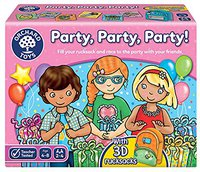 Orchard Toys Party, Party, Party! (englisch)