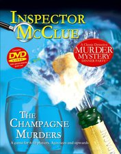 Paul Lamond Games Murder a la Carte Mystery Dinner Party Game - The Champagne Murders (englisch)