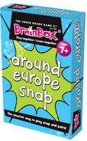 Green Board Games Around Europe Snap (englisch)