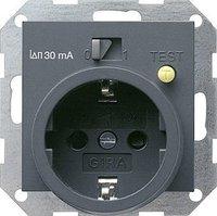 Gira FI-Schutz-Steckdose 30 mA (047728)