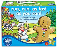 Orchard Toys Run, Run, as Fast as You Can! (englisch)