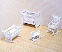 Melissa & Doug Nursery Furniture Set