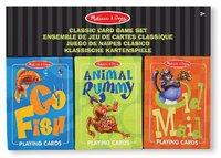Melissa & Doug Classic Card Game Set