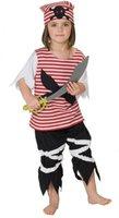 Rubies Little Pirat 3-teilig