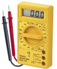 Pollin Digital-Multimeter PM110