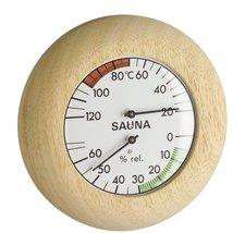 TFA Dostmann Sauna-Thermo-Hygrometer (40.1028)