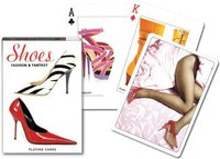 Piatnik Shoes Spielkarten