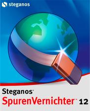 Steganos SpurenVernichter 12 (Win) (DE)