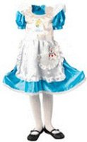 Rubies Kinderkostüm Alice im Wunderland Deluxe 883689