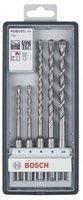 Bosch Robust Line Hammerbohrer-Set X5L SDS-Plus Ø 5,5 mm Länge 100/165 mm (2 607 019 930)