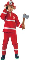 Gurimo-Tex Kinderkostüm Feuerwehrmann