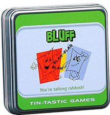 Paul Lamond Games Tin-Tastic Bluff (englisch)