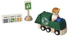 Plan Toys PlanCity - Recycling Truck Set (6243)