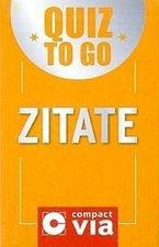 Compact Via Quiz to go - Zitate