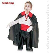 FKW Keller Kinderkostüm Vampir Dracula Umhang