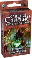 Fantasy Flight Games Call of Cthulhu The Card Game: Screams from Within (englisch)