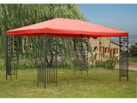 Grasekamp Blätter 3 x 4 m Pavillon