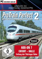 ProTrain Perfect 2: AddOn 7 - Erfurt-Halle (Add-On) (PC)