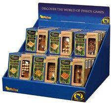 Philos Display Bambus-Reisespiele (6496)