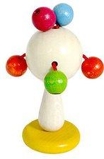 Hess Spielzeug Greifling Klapperbäumchen
