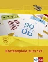 Heureka-Klett Kartenspiele zum 1x1