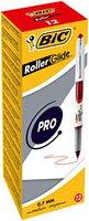 BIC 537.R Liquid-Ink-Roller 0,5 mm rot