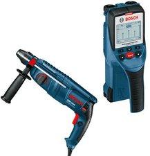 Bosch Wallscanner D-Tect 150 + Bohrhammer GBH 2400