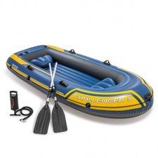 Intex Pools Schlauchboot Challenger 3 Set