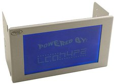AlphaCool LCD-Display
