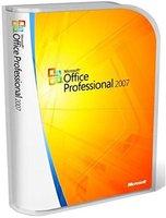 Microsoft Office 2007 Professional OEM (EN)
