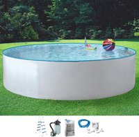 my pool Rundformbecken-Set 360x110cm