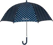 Playshoes Regenschirm mit Punkten
