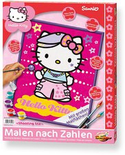 Schipper Malen nach Zahlen Hello Kitty Shooting Star