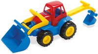 Dantoy Traktor mit Hänger