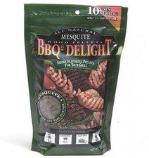 BBQr's Delight Räucher Pellets Mesquite