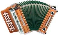 Alpenklang Harmonika Mini