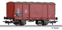 Tillig Gedeckter Güterwagen G 09 DB (76525)