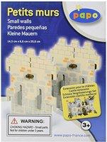 Papo Schloss des Waffenmeisters - 2 kleine Mauern