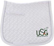 USG Baumwollschabracke Vielseitigkeit Warmblut