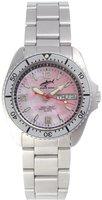 Chris Benz One Medium 200m Pink - Silver MB Profitaucheruhr