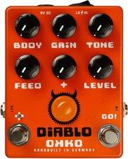 Okko Diablo Gain+ Overdrive