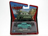 Mattel Disney Cars 2 - Petrov Trunkov (V2818)