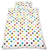 Pinolino Bettwäsche Dots (100 x 135 cm)