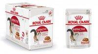 Royal Canin Instinctive 12 in Gelee (85 g)