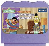 Vtech V.Smile Spiel - Sesamstraße - Ernie und Bert